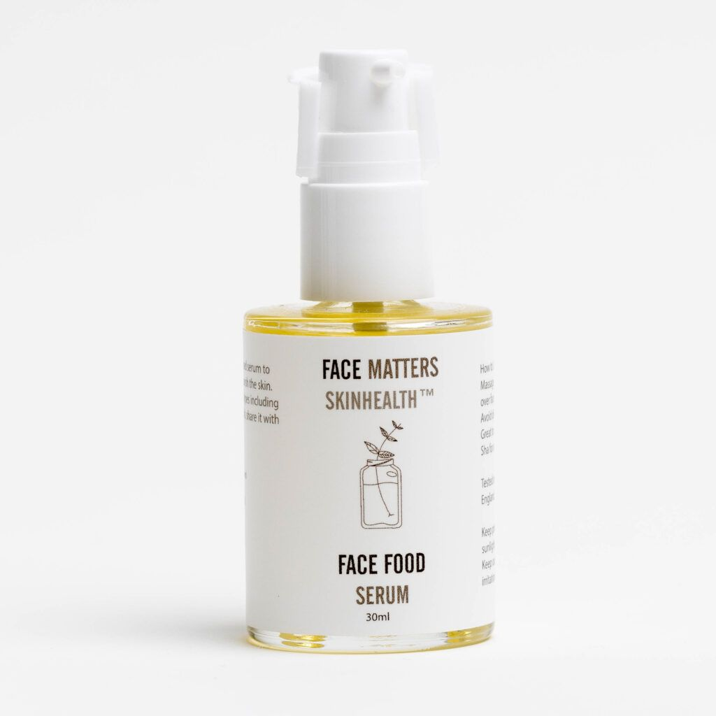 Face Matters Skincare, Face Food Serum